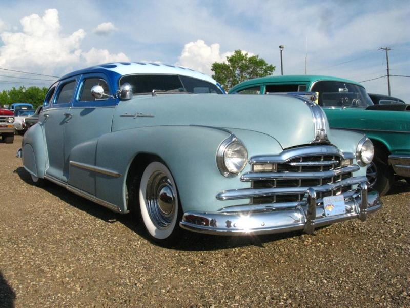 Pontiac 1930's & 1940's custom & mild custom 10155010