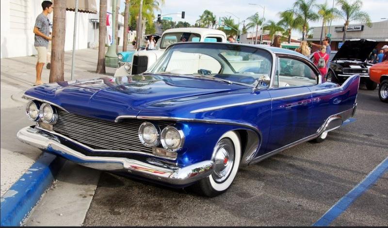 Dodge & Plymouth 1960 - 1961 custom & mild custom 10369210