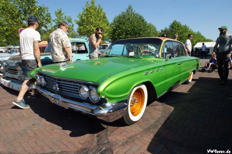 Buick 1961 - 1963 custom and mild custom 10408610