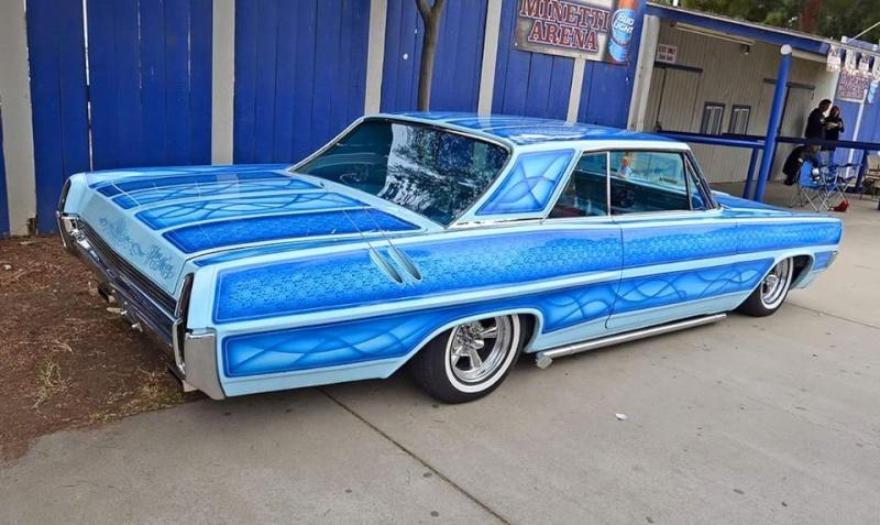 Pontiac 1963 - 1967 custom & mild custom 10433010