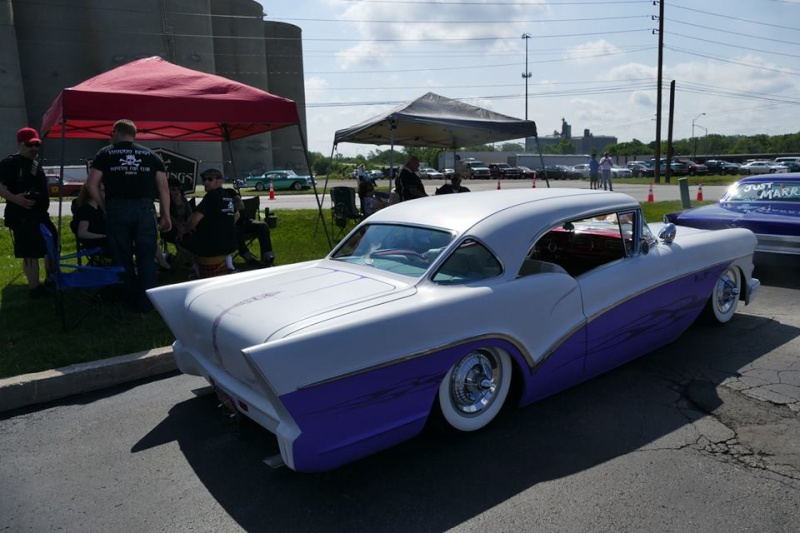 1957 Buick Special - Jason Parkinson - VooDoo Kings CC 10502011