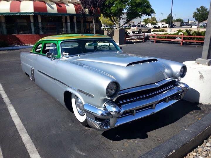Mercury 1952 - 54 custom & mild custom - Page 4 10847910
