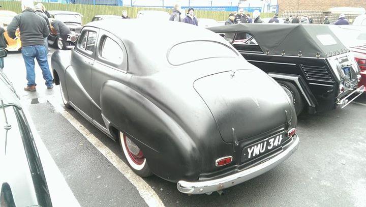 British classic car custom & mild custom - UK - GB - England 10957010