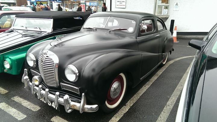 British classic car custom & mild custom - UK - GB - England 10959614