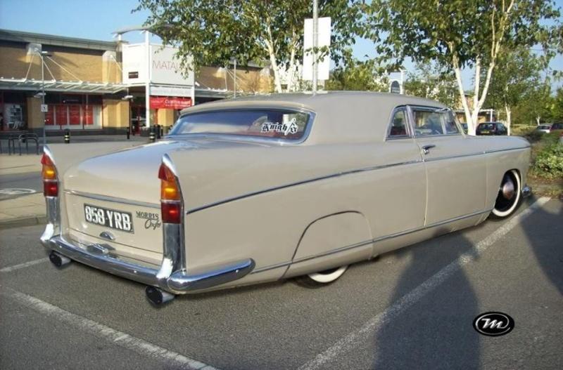 British classic car custom & mild custom - UK - GB - England 10959615