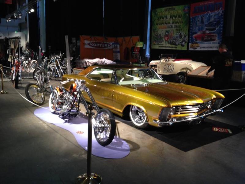 Buick Riviera 1963 - 1965 custom & mild custom - Page 2 10993310