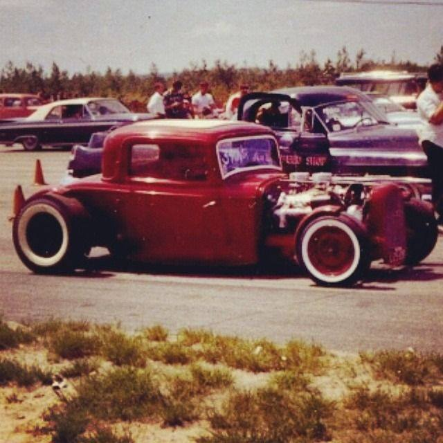 1950's & 1960's hot rod & dragster race - Page 3 11027913