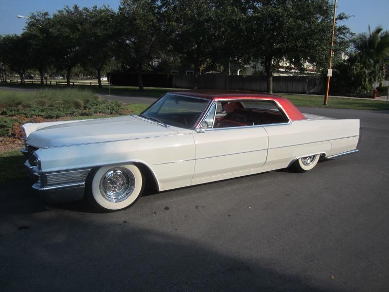 Cadillac 1961 - 1968 Custom & mild custom - Page 4 1104