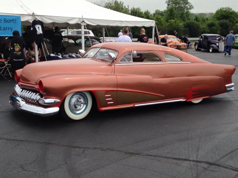 1951 Mercury kustom - Bo Huff 11059510