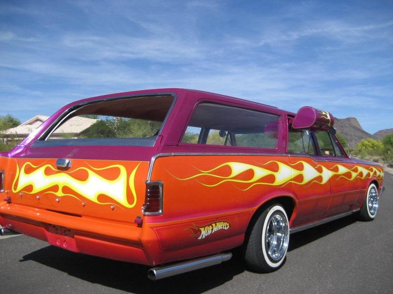 Pontiac 1963 - 1967 custom & mild custom 1106