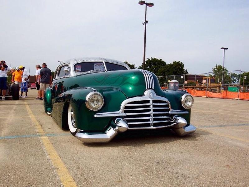 Pontiac 1930's & 1940's custom & mild custom 11060110