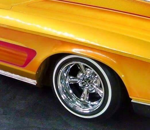 1966 Buick Riviera - Bouvardo gold - Los Boulevardos CC 11083610