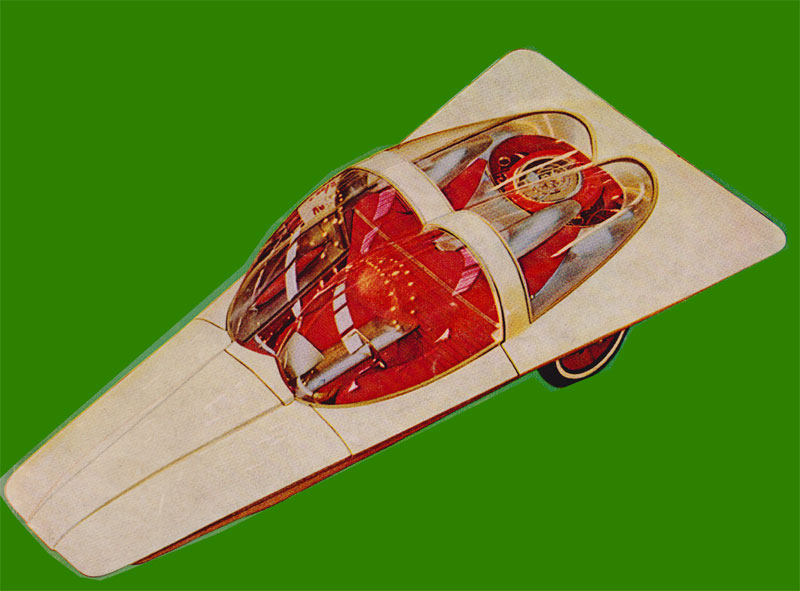 Futurista - Darrill Starbird 11102
