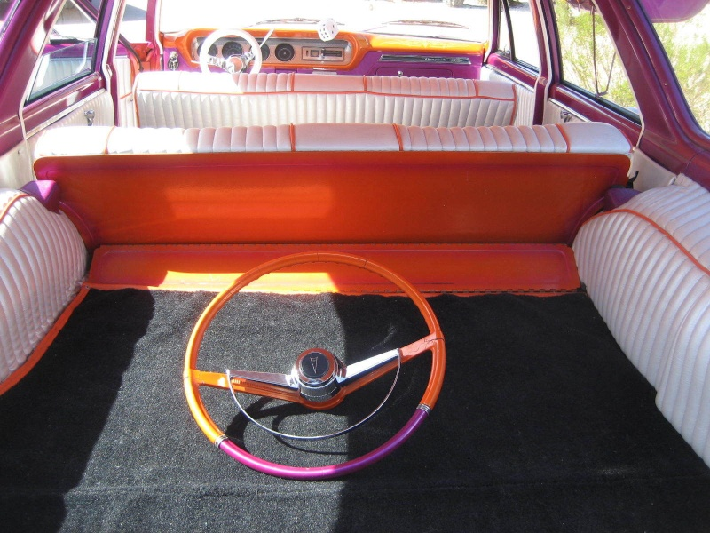 Pontiac 1963 - 1967 custom & mild custom 1113