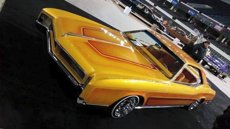 1966 Buick Riviera - Bouvardo gold - Los Boulevardos CC 11139910