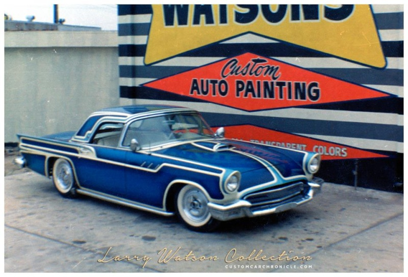 1955, '56 and '57 T-Bird custom & mild custom - Page 2 11143510