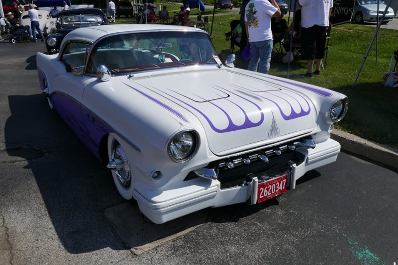 1957 Buick Special - Jason Parkinson - VooDoo Kings CC 11148710