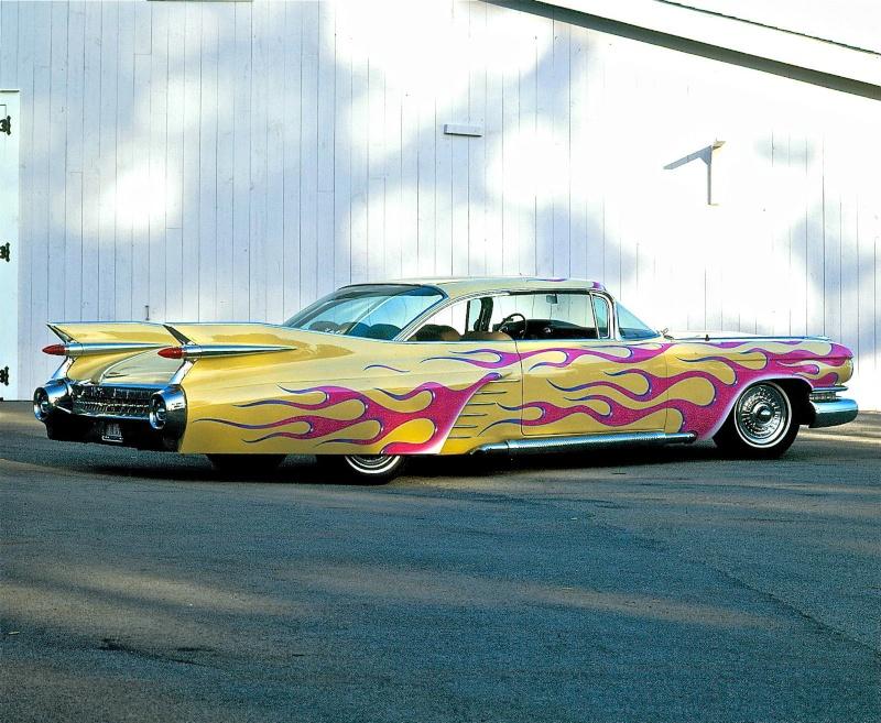 Cadillac 1959 - 1960 custom & mild custom - Page 3 1115