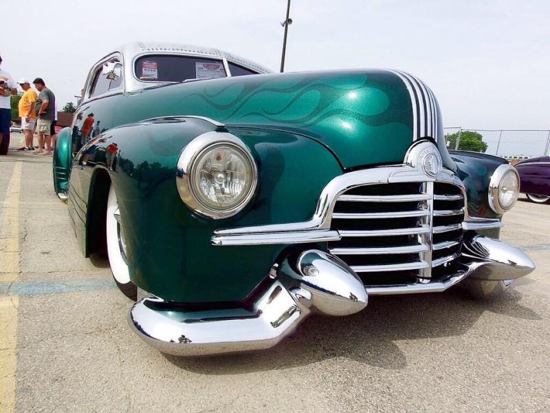 Pontiac 1930's & 1940's custom & mild custom 11160610