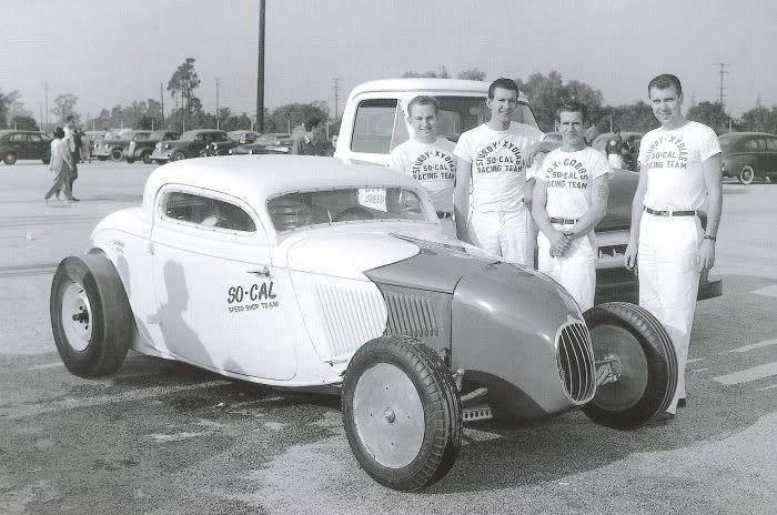 1950's & 1960's hot rod & dragster race - Page 3 11161310