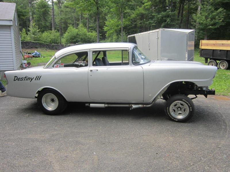 1956 Chevy Gasser 1117