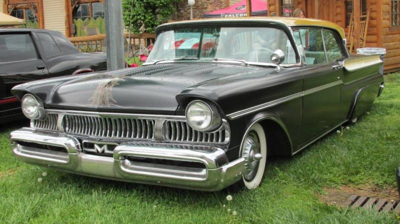 Mercury 1957 - 1960 Customs & mild custom 11178310