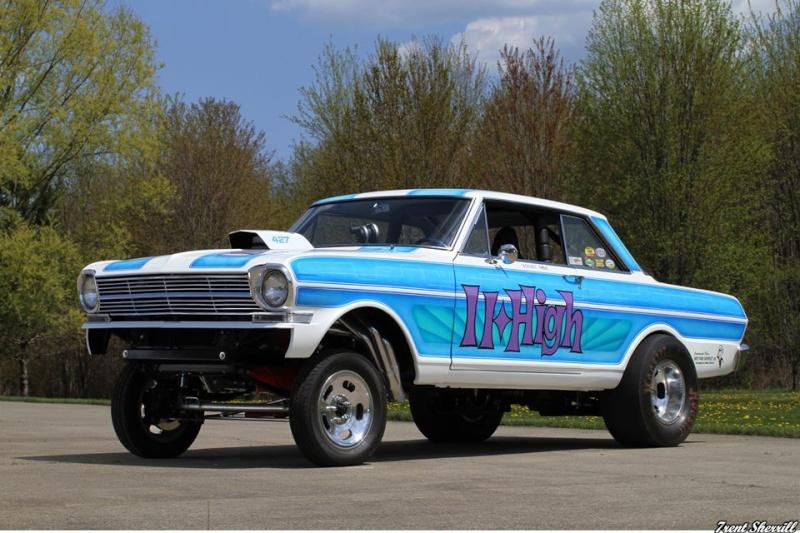 1960's GM gasser 11188410