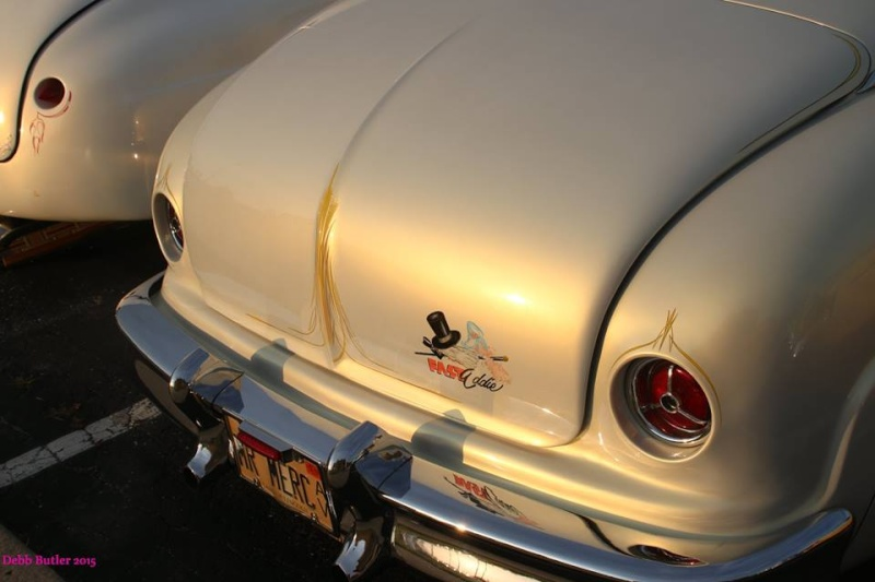 1949 Mercury - Fast a Ddie - Mr Merc 11200710