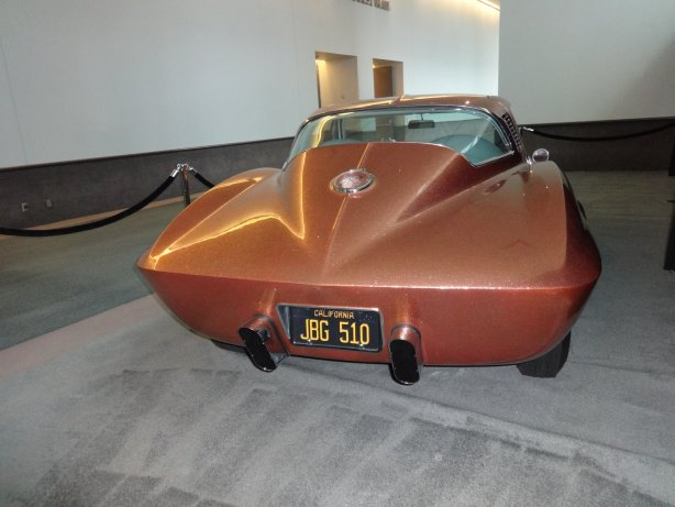 Chevrolet Corvette Customs & mild customs - Page 2 11202910
