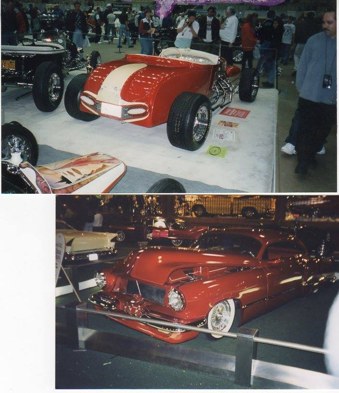 The Emperor - 29 Ford Roadster - Barris Kustoms 11209412