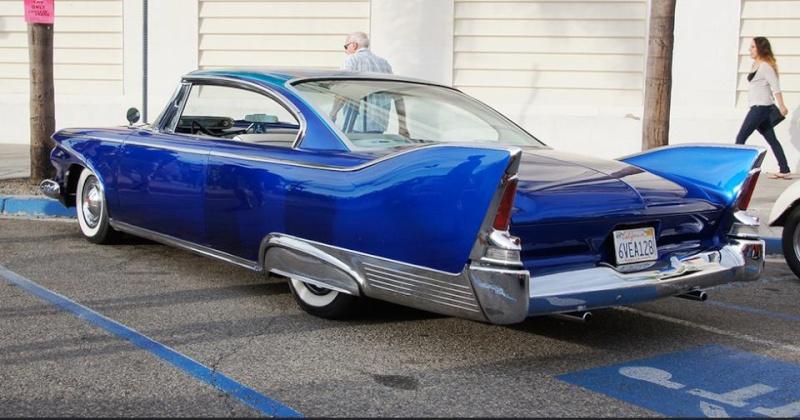 Dodge & Plymouth 1960 - 1961 custom & mild custom 11214010