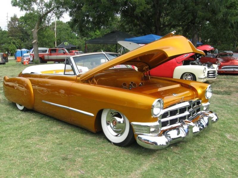 Cadillac 1948 - 1953 custom & mild custom - Page 4 11214211