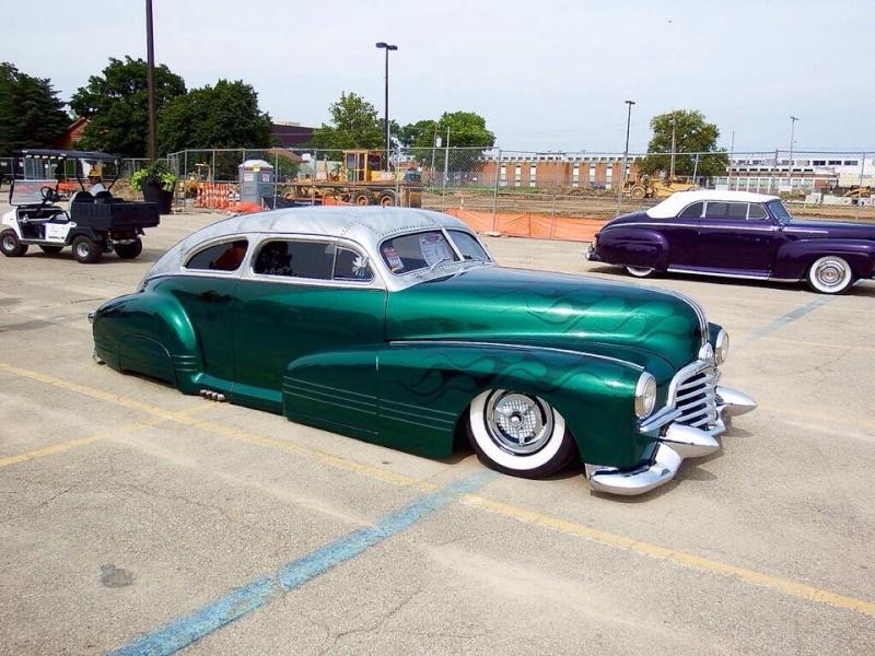 Pontiac 1930's & 1940's custom & mild custom 11216210