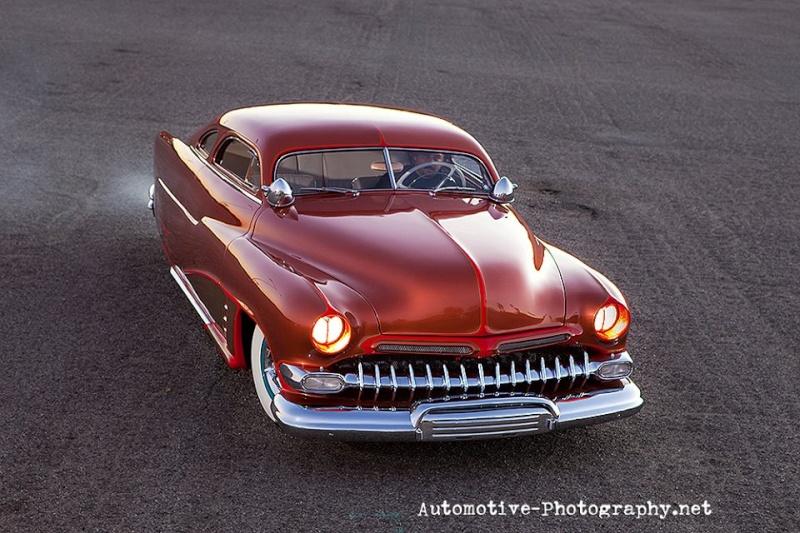 1951 Mercury kustom - Bo Huff 11217511