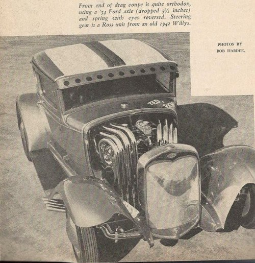 1950's & 1960's hot rod & dragster race - Page 3 11218010