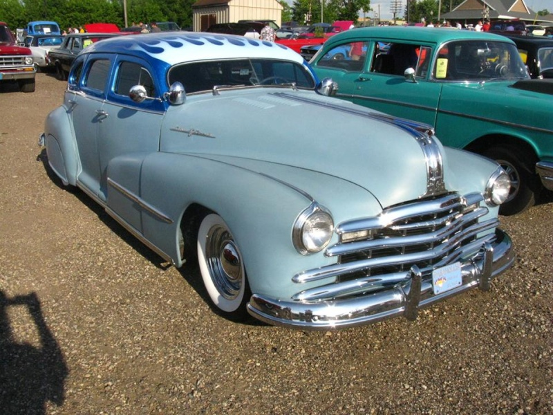 Pontiac 1930's & 1940's custom & mild custom 11225410