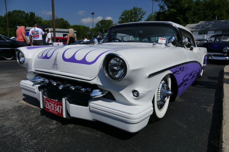 1957 Buick Special - Jason Parkinson - VooDoo Kings CC 11229310