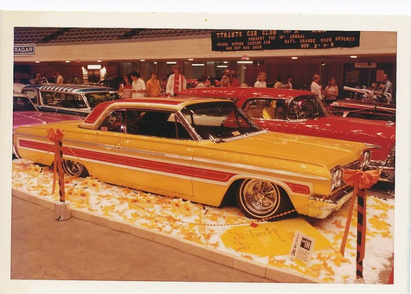 Howard Gribble - photographer and a lowrider and custom car historian from Torrance, California 11240012