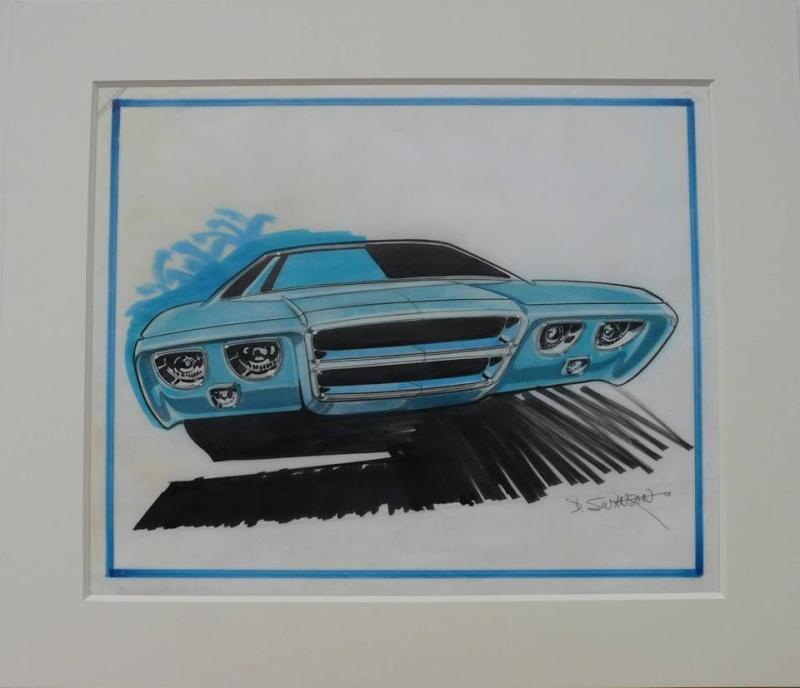 Prototype, maquette et exercice de style - concept car & style - Page 3 11244410