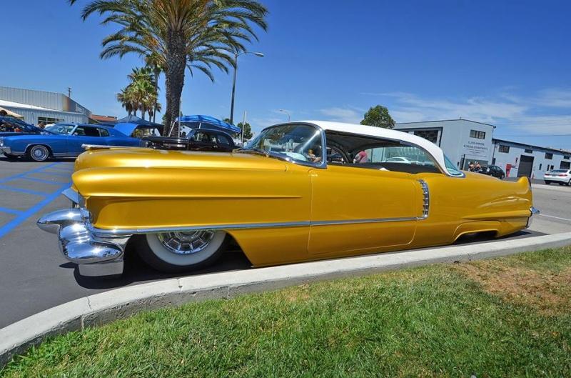 Cadillac 1954 -  1956 custom & mild custom - Page 3 11248110
