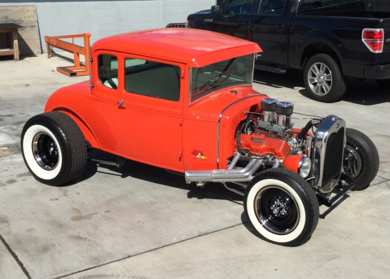 1930 Ford hot rod - Page 5 1133