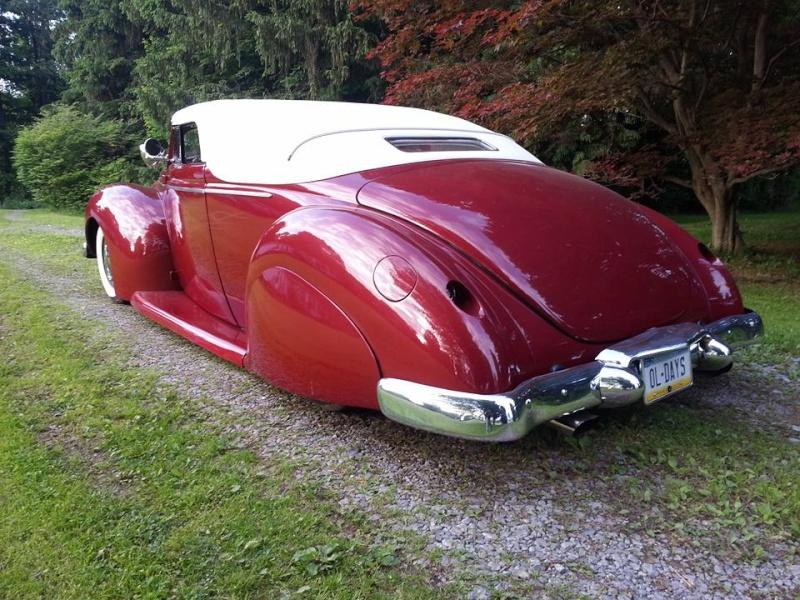 Ford & Mercury 1939 - 40 custom & mild custom - Page 5 11350612