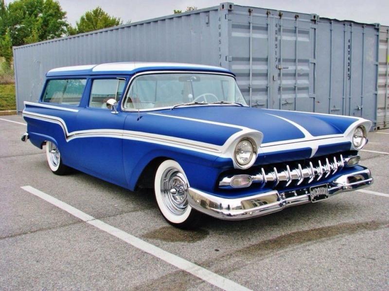 Ford 1957 & 1958 custom & mild custom  - Page 6 11356010