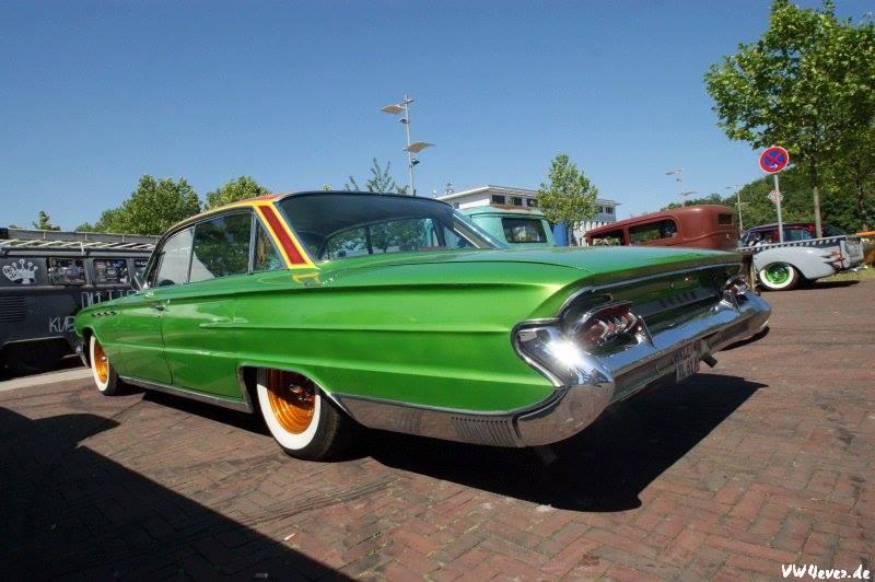 Buick 1961 - 1963 custom and mild custom 11390220