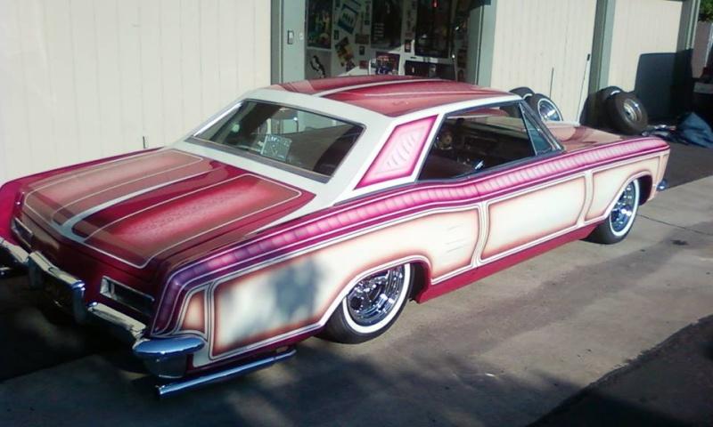 Buick Riviera 1963 - 1965 custom & mild custom - Page 2 11392712