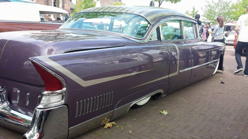 Cadillac 1954 -  1956 custom & mild custom - Page 3 11392812
