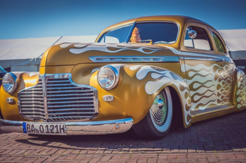 Chevy 1940 - 45 custom & mild custom 11392914
