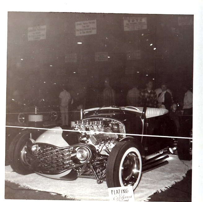 The Emperor - 29 Ford Roadster - Barris Kustoms 11402812