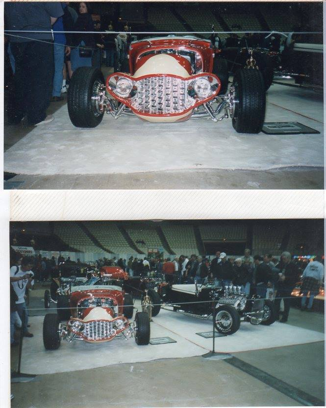The Emperor - 29 Ford Roadster - Barris Kustoms 11403211