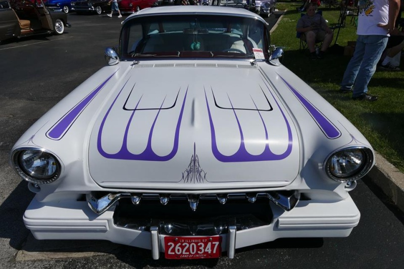 1957 Buick Special - Jason Parkinson - VooDoo Kings CC 11403314